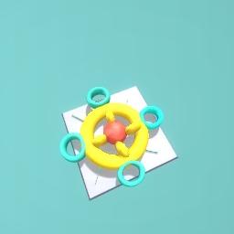 Spinning gadget
