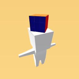 The Rubix Cube Hat
