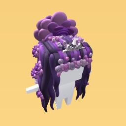 Grapes Flower