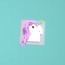 Failed unicorn emoji