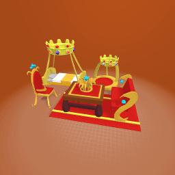 Roblox adopt me royal stuff
