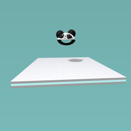 EPIC PANDA HAT