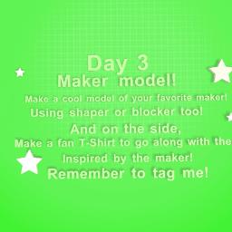MAke a maker!