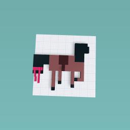 Headless horse