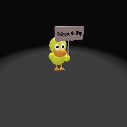Anti Bullying Duck