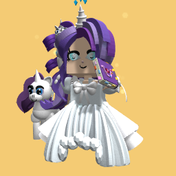 Full RARITY fan OUTFIT PEICE