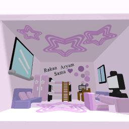 ( My room )