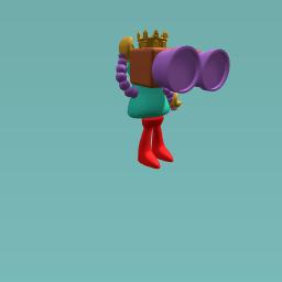rey con su realidad virtual