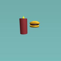 Burger and coje