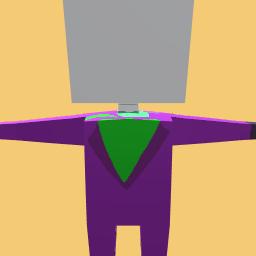 Joker's outfit