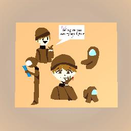 Brown (Among us)