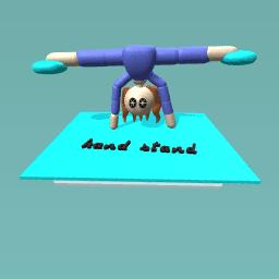hand stand