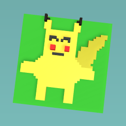 fat pikachu