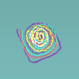 First place swirly pattern