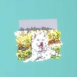its a dog
