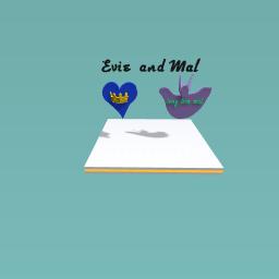 Evie + Mal