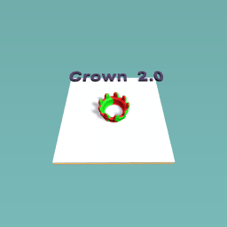 Mexican crown 2.0