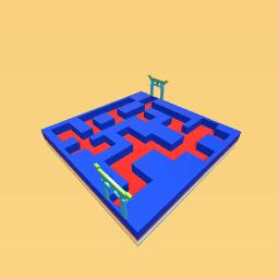 Ahmed's maze