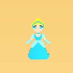 Cinderella from disney