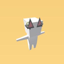 Cute wolf ears