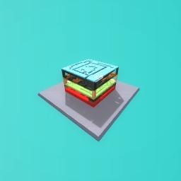 An-amazing 4 level maze
