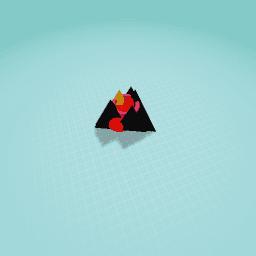 voltic volcano
