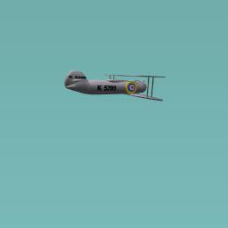 Good looking plane