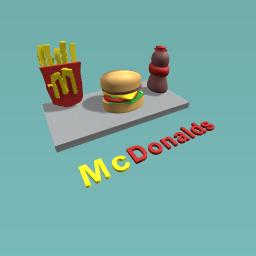 Yummy Mcdonalds