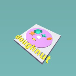 Truly a doughnut