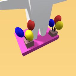 ballon base