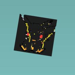 Weird Pikachu