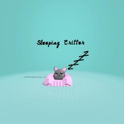 Sleeping Critter