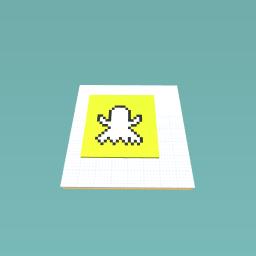 snapchat's logo