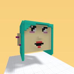 I made a girl