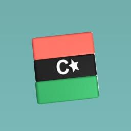 Flag of Libya (Challenge)
