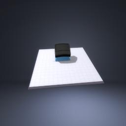 QR code mount