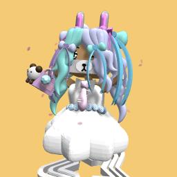 Pastel cutie