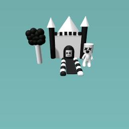 marshmellows castle