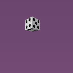 A dice
