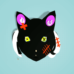 blac cat